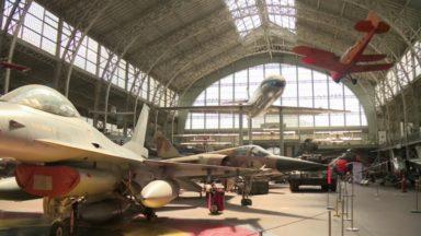 Des avions du musée de l'armée pourraient être transférés en dehors de Bruxelles