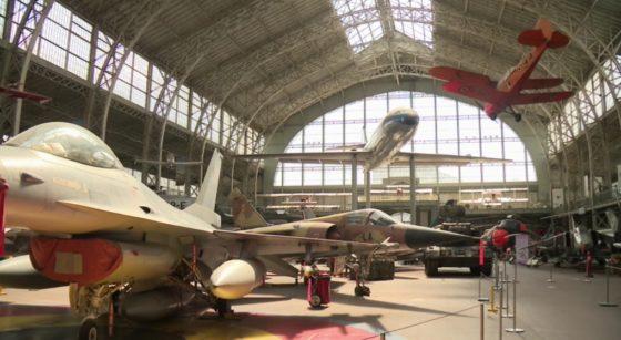 Avions Musée de l'Armée - Capture BX1