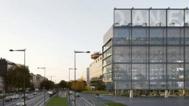 BAM Interbuild et Groven+ construiront les futurs locaux de BX1