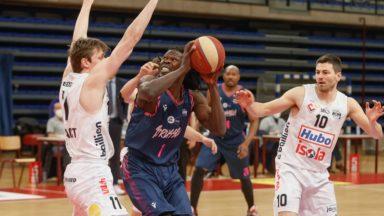 Basket-ball : Limburg United ne fait qu'une bouchée du Phoenix Brussels