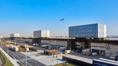 Brussels Airport inaugure un nouveau bâtiment logistique de 50 000 m² à Brucargo