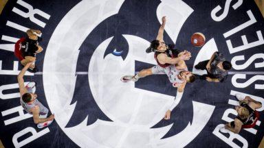 Basket : le Phoenix Brussels tient bon puis s'incline face au Spirou (92-86)