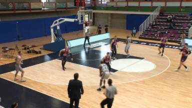 Basket : 9 défaites consécutives pour le Phoenix Brussels, battu contre Liège
