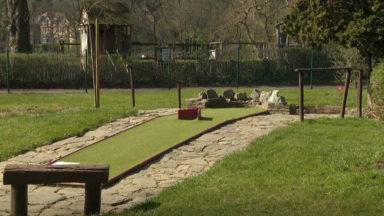 Après le Wolu Mini Golf, le mini-golf des Étangs Mellaerts ouvrira aussi dès ce samedi