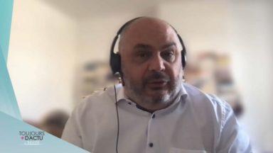 """Christos Doulkeridis : """"Le bourgmestre ne peut pas dire à la police de fermer les yeux"""""""
