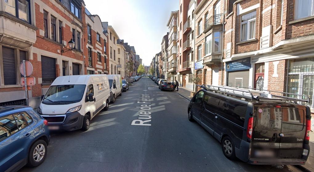 Forest - Rue de Fierlant - Google Street View