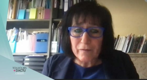 Interview Viviane Teitelbaum - Invitée Radio 13042021