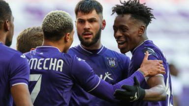 Le RSC Anderlecht est assuré de disputer une Coupe d'Europe en 2021-2022