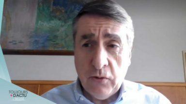 """Olivier Maingain : """"Qu'on cesse d'opposer les communes et la Région !"""""""
