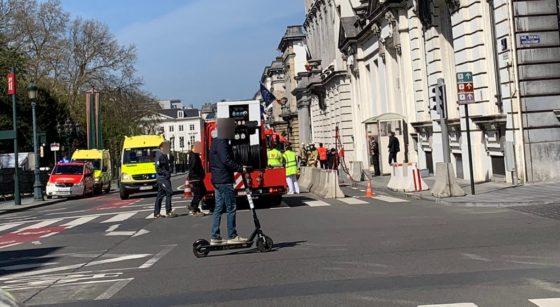 Pompiers Cabinet Premier ministre - Michel Geyer 22042021