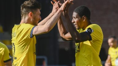 Division 1B : partage pour le dernier match de l'Union Saint-Gilloise et de Pocognoli, victoire du RWDM