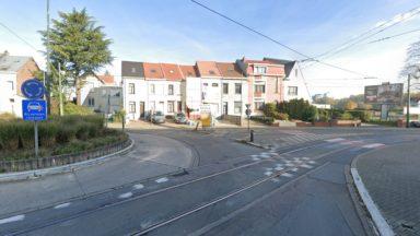 Dilbeek : un chantier de la Stib sur la Dansaertlaan et la Brusselsstraat