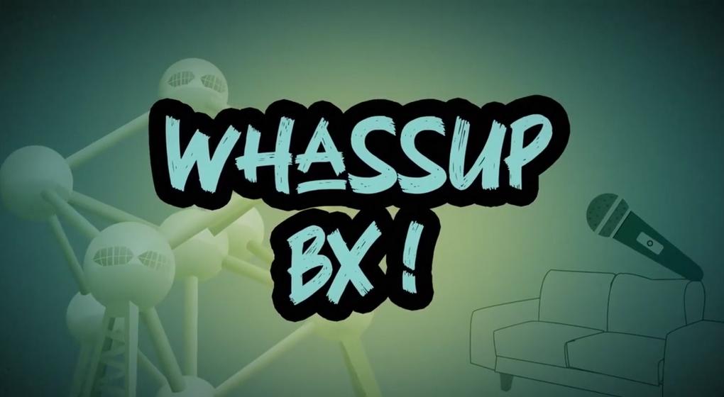 Whassup BX - Capsule Yassine - Affiche