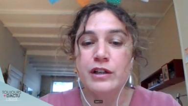 """Zoé Genot : """"Il faut mettre les bouchées doubles pour éviter une vague d'expulsions locatives"""""""