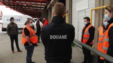 """Actions des douaniers de l'aéroport : """"Cela ne peut plus continuer comme ça, la pression est insoutenable"""""""