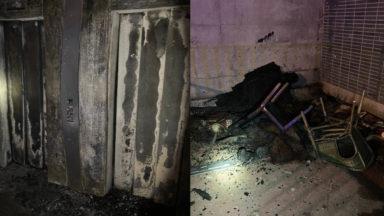 Laeken : incendie à la Cité Modèle, le confinement des habitants privilégié à l'évacuation