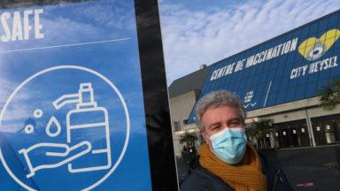 Pour mettre à disposition les doses résiduelles, Bruxelles privilégiera Doctena à QVAX