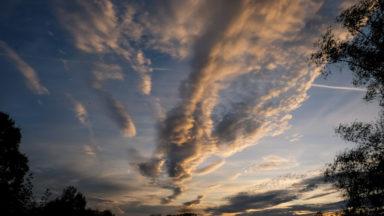 Météo : soleil, nuages et d'éventuelles averses ce dimanche