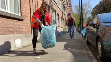 Journée de la propreté samedi : la Ville de Bruxelles mobilise les citoyens