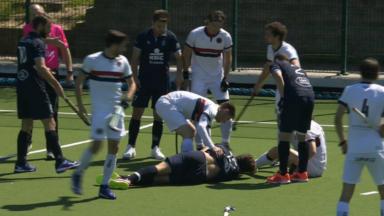 Demi-finale des playoffs : l'Orée perd la manche aller et Manu Stockbroeckx