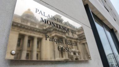 Attentats de Bruxelles : le parquet fédéral demandera le renvoi en correctionnelle de deux inculpés