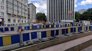 Saint-Josse : le chantier du square Régina est suspendu