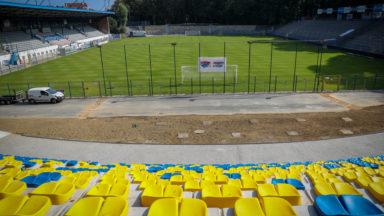 Installation chauffante, pelouse hybride: le stade Marien fait peau neuve pour le retour de l'Union en D1A