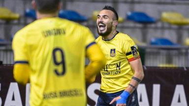 1B Pro League : l'Union Saint-Gilloise écarte Seraing 2-0