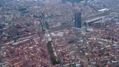 Le gouvernement bruxellois dévoile le projet de Plan d'Aménagement Directeur du quartier Midi