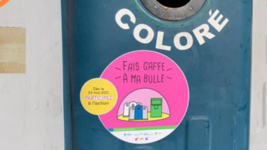 """Propreté publique : la campagne """"Fais gaffe à ma bulle !"""" débute ce lundi"""
