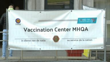 Neder-over-Heembeek : le centre de vaccination de l'Hôpital Militaire ouvre ses portes