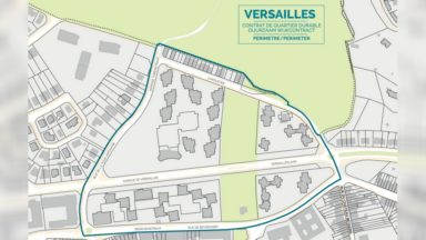 Neder-Over-Heembeek : une commission de quartier pour le contrat de quartier durable Versailles