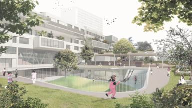 Laeken : une nouvelle école verra le jour dans le quartier Mutsaard en 2023
