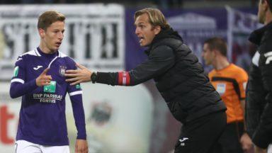 RSC Anderlecht : l'adjoint de Vincent Kompany quitte le club en fin de saison