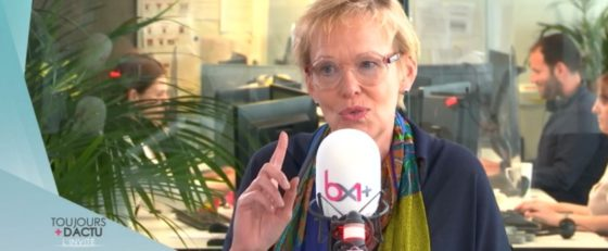 Karine Lalieux - Invité radio 31052021