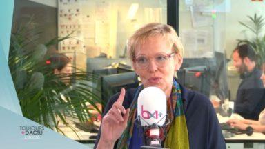 """Karine Lalieux : """"Le VOKA doit apprendre que Bruxelles n'est pas un déversoir de voitures"""""""