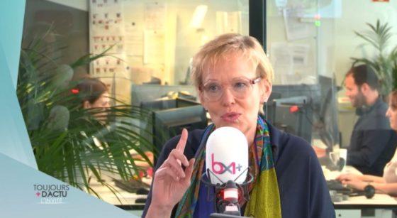 Karine Lalieux - Invitée Radio 31052021 - Grand
