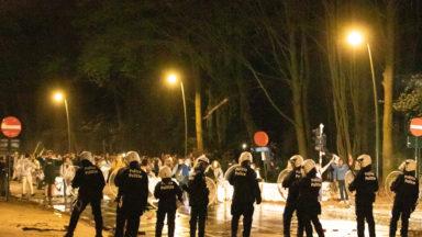 """""""La Boum"""": deux suspects identifiés lors des émeutes du 1er avril"""