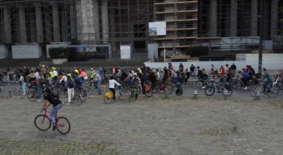 Masse Critique Cyclistes - Capture BX1