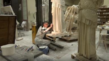 Musées royaux d'Art et d'Histoire : les mille et un métiers