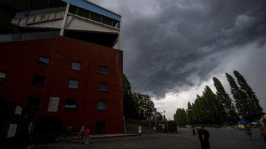 Après les fortes chaleurs, les orages et averses arrivent: le numéro 1722 activé