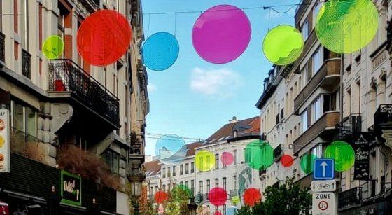 Plexiglas Couleur Saint-Géry 2 - 06052021 - Ville de Bruxelles