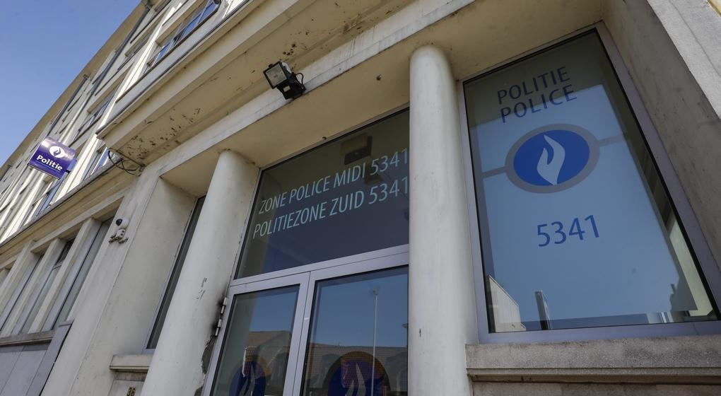 Police Commissariat Anderlecht Zone Bruxelles-Midi - Belga Thierry Roge