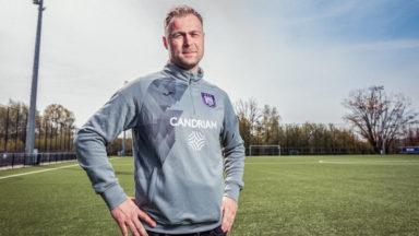 RSC Anderlecht : Robin Veldman entrainera les U21