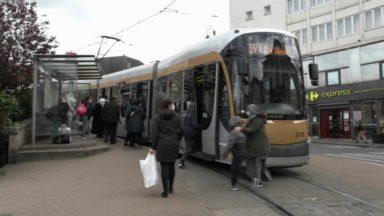 Schaerbeek : un collectif citoyen milite pour le maintien du tram 55