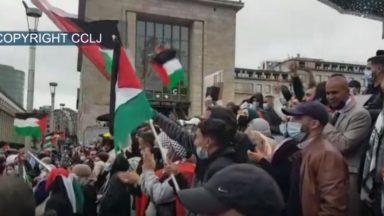 Une enquête ouverte sur le slogan antisémite au rassemblement pro-palestinien