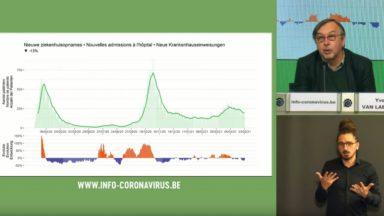 """Le Centre de crise optimiste : """"80% des Belges majeurs devraient être vaccinés d'ici fin juin à fin juillet"""""""