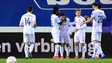 Anderlecht et Genk font match nul (1-1)