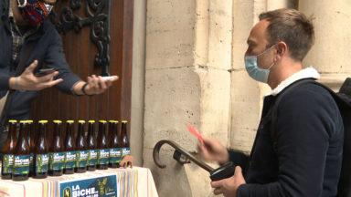 La Biche, une bière solidaire de Saint-Gilles au profit des sans-abris