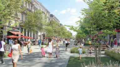 La Ville de Bruxelles lance le plan d'harmonisation des terrasses des boulevards du Centre